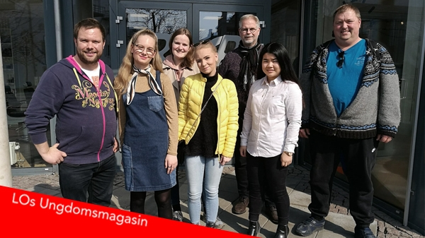 LOs Ungdomsmagasin 14. april 2018
